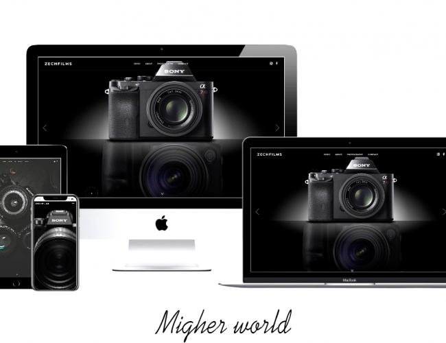Zechfilms Web Design, Digital Marketing, E-Commerce, Branding, Creative Design, Website Maintenance., Training Services, Migher World