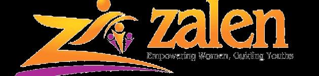 Zalen Foundation Logo Web Design, Digital Marketing, E-Commerce, Branding, Creative Design, Website Maintenance., Training Services, Migher World