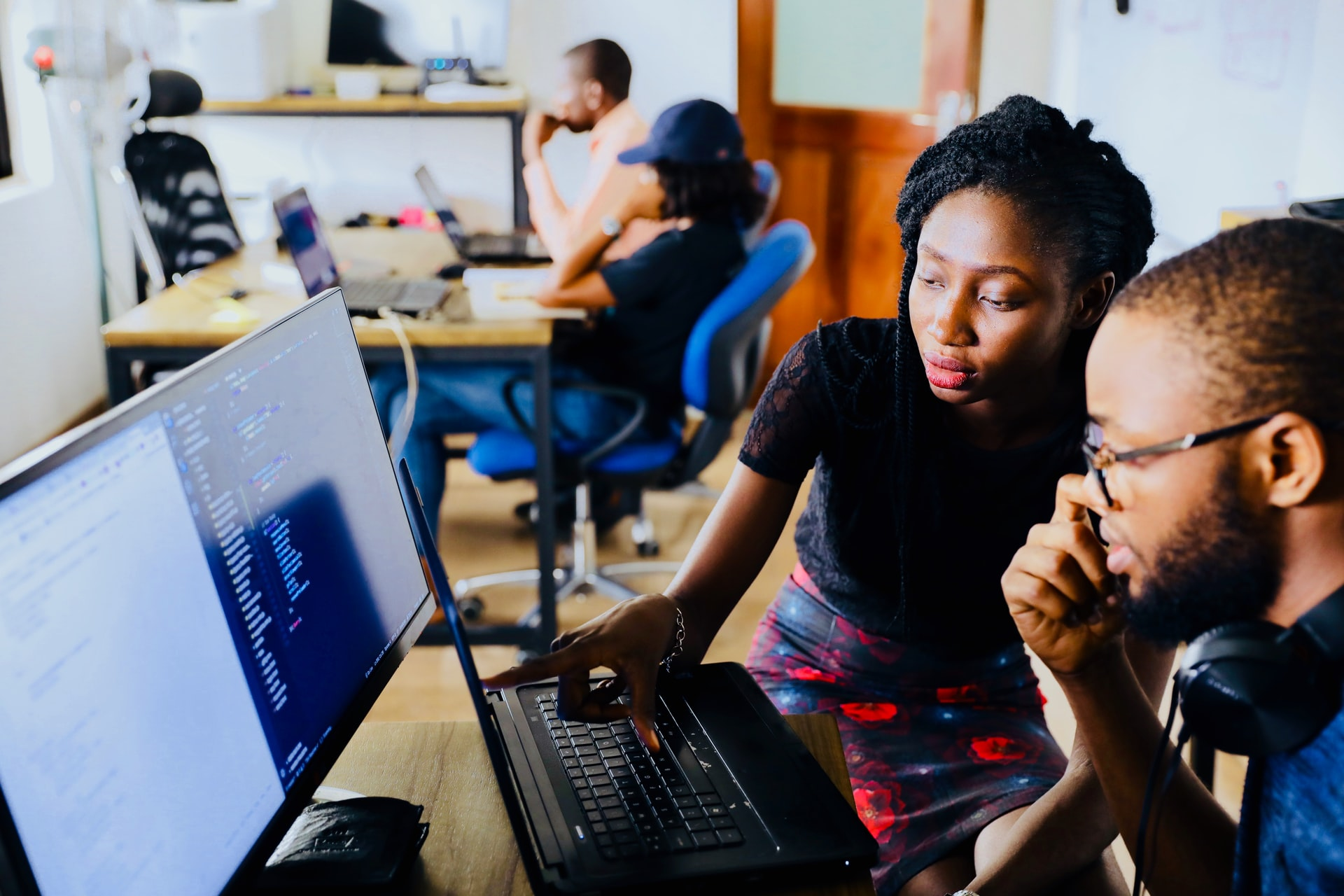 best coding bootcamps for tech careers in lagos | Migher World